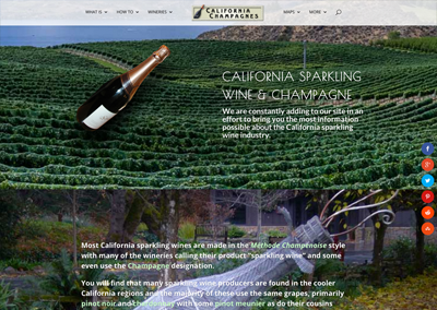California Champagnes
