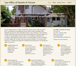 Law Office of Daniela M. Pavone