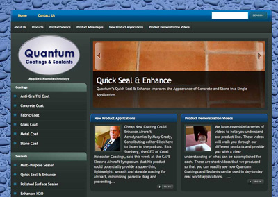 Quantum Coatings & Sealants