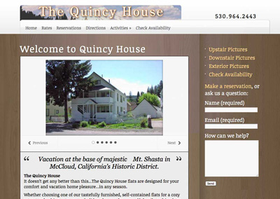 The Quincy House