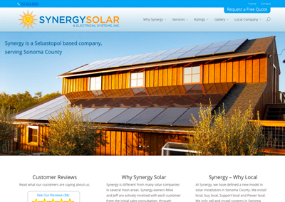 Synergy Solar & Electrical Systems, Inc.