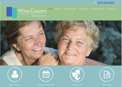 Wine Country Headache Center