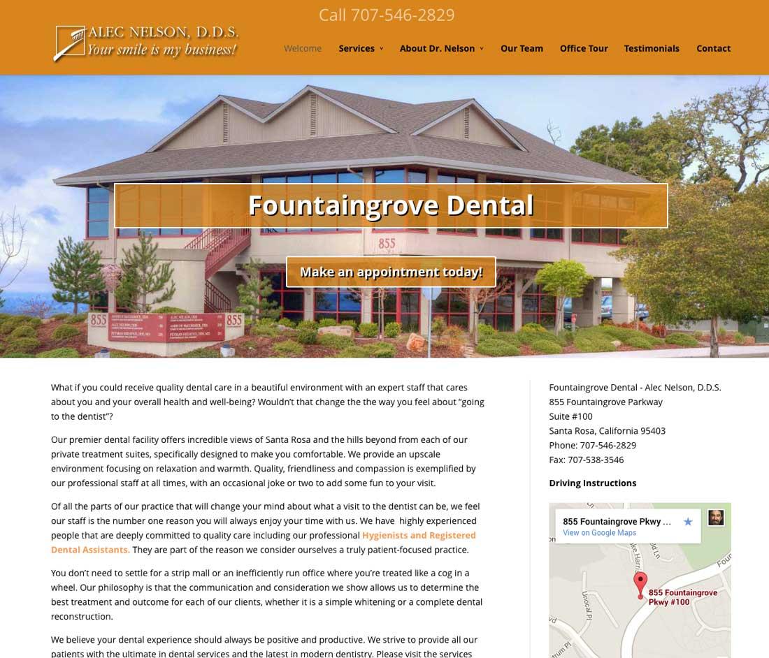 Fountaingrove Dental