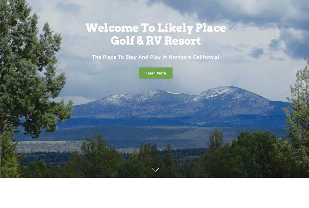 Likely Place Golf & RV Resort