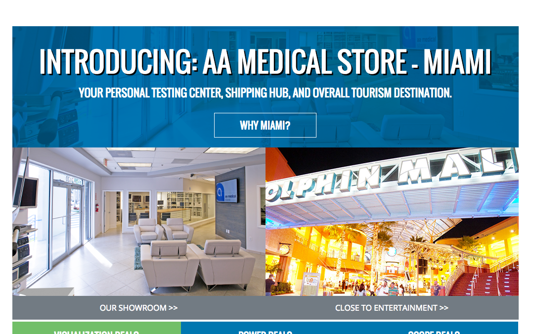 AA Medical Store