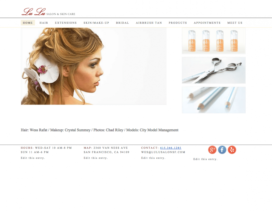 LuLu Salon & Skin Care