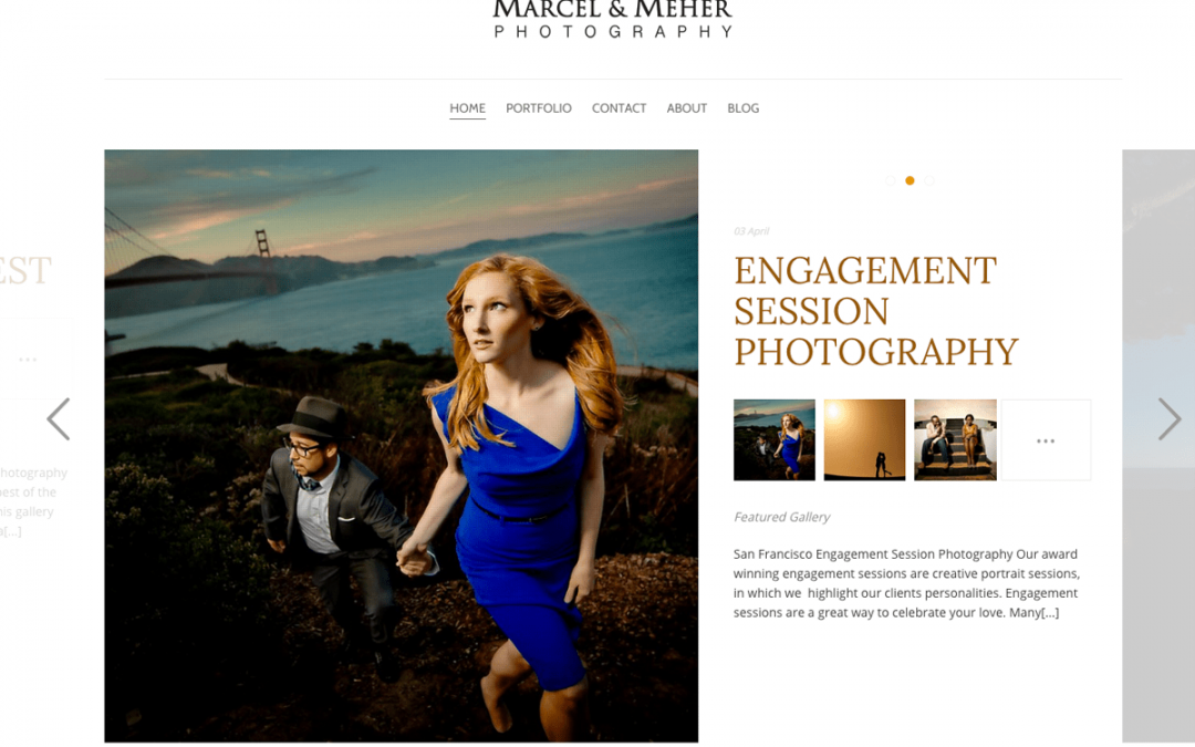 Marcel & Meher Photography