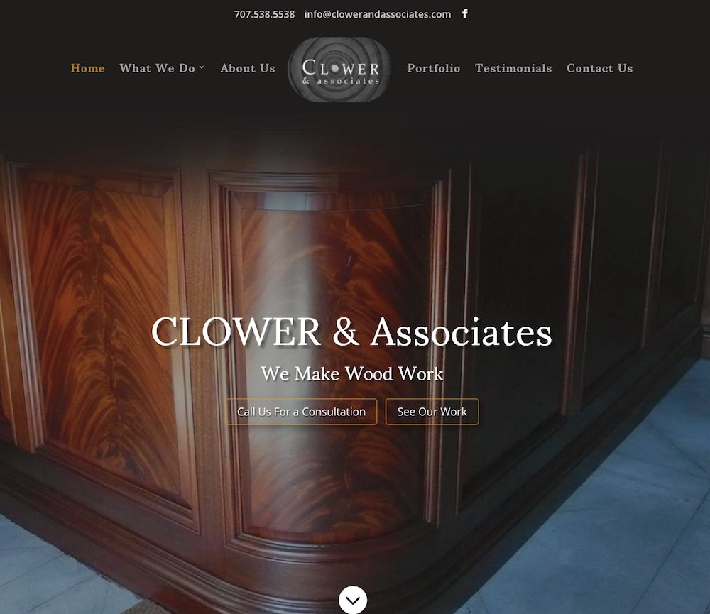 CLOWER & Associates Website