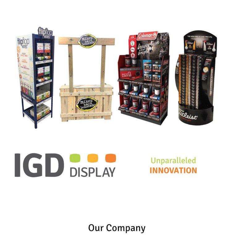 IGD Display