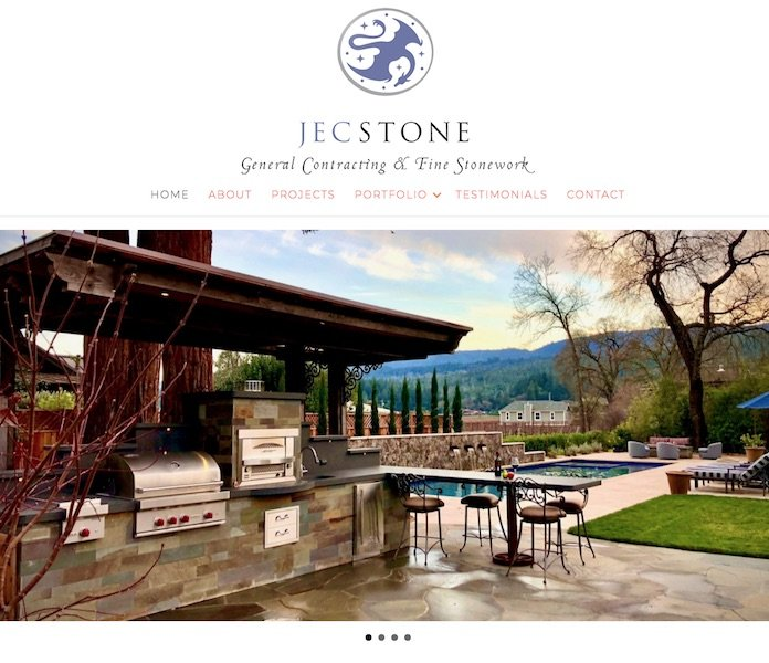 JEC Stone Website