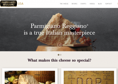 Parmigiano Reggiano USA