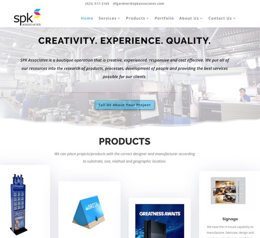 SPK Associates Home Page